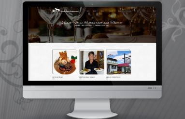 Black Horse Restaurant & Tavern Website