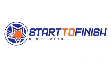 Start to Finish Sportswear Logo