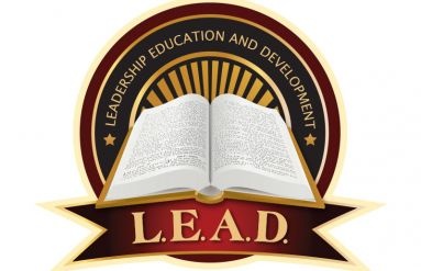 PointMan Ministries L.E.AD. Program Logo