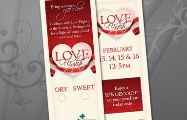 Clover Hill Love Flights Tickets