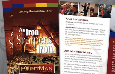 PointMan Ministries Corporate Brochure